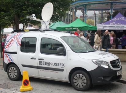 BBC Radio Van